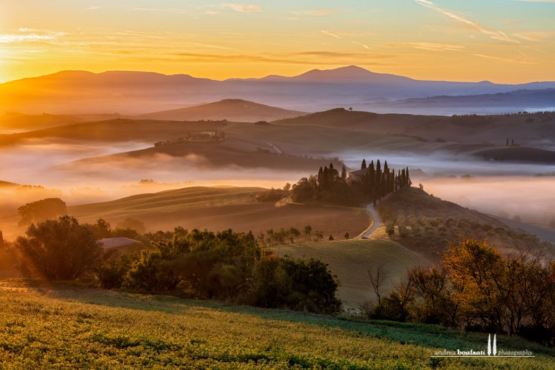 val d'orcia photo archive by andrea bonfanti photographer